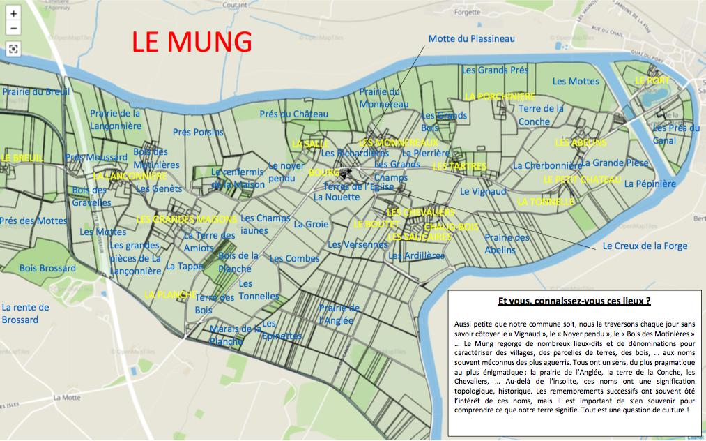 Présentation de Le Mung
